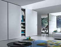 contemporary sliding door wardrobe OPTIC  MOVE