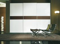 contemporary sliding door wardrobe  Sangiorgio Mobili