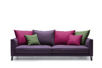 contemporary sofa CIAK BERTO SALOTTI