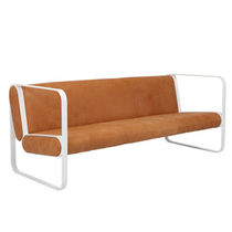 contemporary sofa OVA 3 SEATER STILTREU designstudio GbR