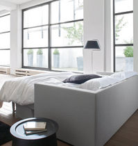 contemporary sofa bed MOSTRA by Didier Gomez Ligne Roset France