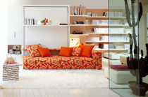 contemporary sofa with storage ATOLL 000 Clei