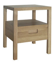 contemporary solid wood bed-side table DALIDA I Coco-Mat