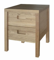 contemporary solid wood bed-side table DALIDA II Coco-Mat