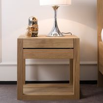 contemporary solid wood bed-side table 51140 Studio emorational, Ethnicraft Style for Projects