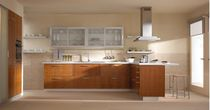 contemporary solid wood kitchen (cherrywood) DAKAR Vegasa