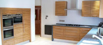contemporary solid wood kitchen (cherrywood) AMATA SAXUM