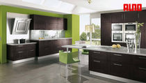 contemporary solid wood kitchen (oak) ALNOSQUARE ALNO
