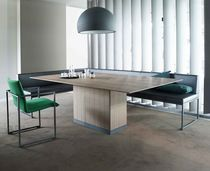 contemporary solid wood table SPAZIO by Willen Van Ast Arco Contemporary Furniture