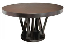 contemporary solid wood table ELLIOTT PLANTATION