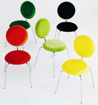 contemporary stacking chair PASTILLO by Ulla Christiansson KARL ANDERSSON