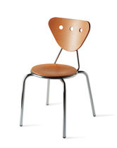 contemporary stacking chair 363 STAR srl