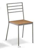 contemporary stacking chair 65 STAR srl