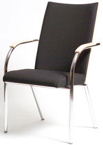 contemporary stacking chair MIO HD by Jouko J&auml;rvisalo inno