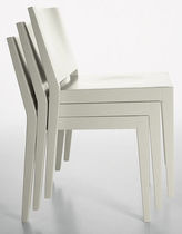 contemporary stacking chair TREAK by Emilio Nanni maxid