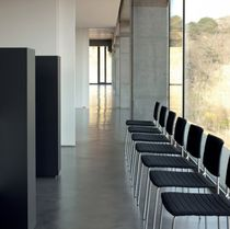 contemporary stacking chair SIT : SI 0512 by L.A.Molina Andreu World