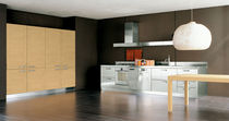 contemporary stainless steel kitchen KUBA copat