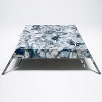 contemporary stone coffee table PALISADES Haziza
