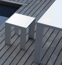 contemporary stool DENEB by Jes&uacute;s Gasca STUA