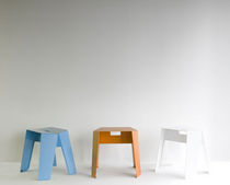 contemporary stool MIORI by Thai Hua Lehni