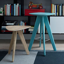 contemporary stool ICS & IPSILON by Rodrigo Torres Poliform