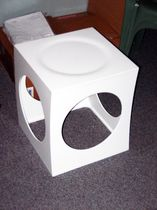 contemporary stool  IMAGE