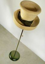 contemporary straw floor lamp MAD HATTER Lampa