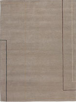 contemporary striped rug SUMMIT: SYMPHONIE by Tanja Soeter ICE