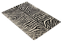 contemporary striped rug TR ZEBRA ABC ITALIA S.u.r.l.