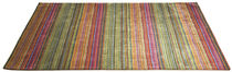 contemporary striped rug in cotton LINES KARE Design
