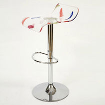 contemporary swivel bar stool POP LISAURA PARIS