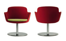 contemporary swivel chair DANE MC CONFORT