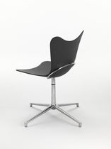 contemporary swivel chair TRIP by Marcello Ziliani Casprini Gruppo Industriale