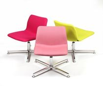 contemporary swivel chair VIV Naught One