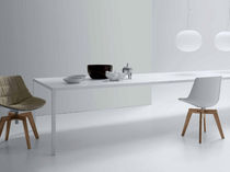 contemporary table TENSE by P & M. Cazzaniga MDF Italia