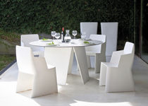 contemporary table STONE-T by Arter & Citton Domitalia