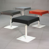 contemporary table CLOTHTABLE RUBBERISED SOFT COAT by G.der.Kinderen ZinX