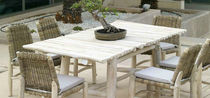 contemporary table and chairs set for gardens LUCK JOENFA