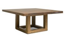 contemporary table in reclaimed wood MEL Rotsen Furniture