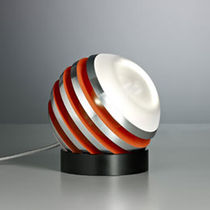 contemporary table lamp (aluminium) BULO TLON 11 by Oliver Niewiadomski Tecnolumen