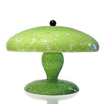 contemporary table lamp (Murano glass) CHAMPIGNON FORMIA-VIVARINI