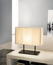 contemporary table lamp (fabric) BLISSY by Silvia Poma PANZERI