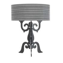 contemporary table lamp (fabric) LUCIA CELDA