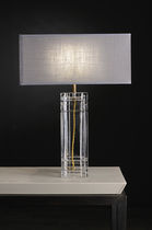 contemporary table lamp (glass) EVA Bellavista Collection