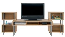 contemporary TV cabinet CHICAGO MEDIA BLU DOT