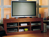 contemporary TV cabinet RIVERWOOD BUSH INDUSTRIES