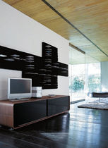 contemporary TV cabinet CEMIA by Peter Maly Ligne Roset France