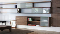 contemporary TV cabinet  Henrybuilt
