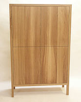 contemporary TV/hi-fi cabinet   WohnGeist AG