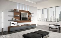 contemporary TV wall unit  mazzali spa